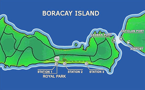 how to get to boracay from perth